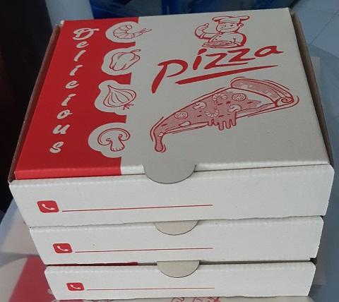 กล่องพิซซ่า 7นิ้ว
