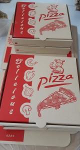 กล่องพิซซ่า 10นิ้ว